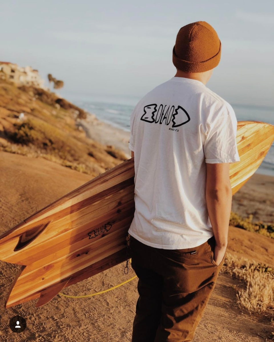Surflife | Deadboard Co. | Ben Gagnon