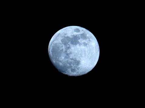 The Moon's tidal influence is twice that of the Sun's.