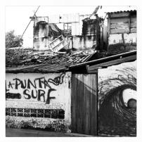 La Punta Roca, local spot